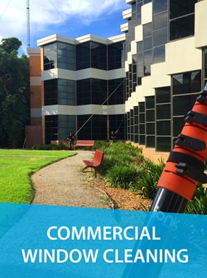 Commercial Window Cleaning Services Melbourne