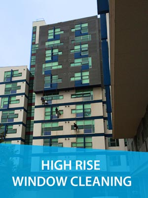 High Rise Window Cleaning Melbourne