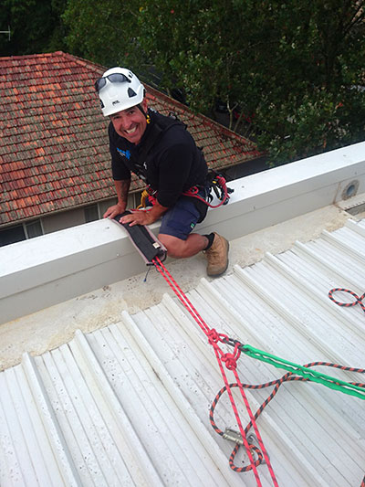 Residential High Rise Window Cleaning Melbourne