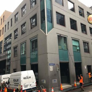 Commercial Window Cleaning in the Melbourne CBD
